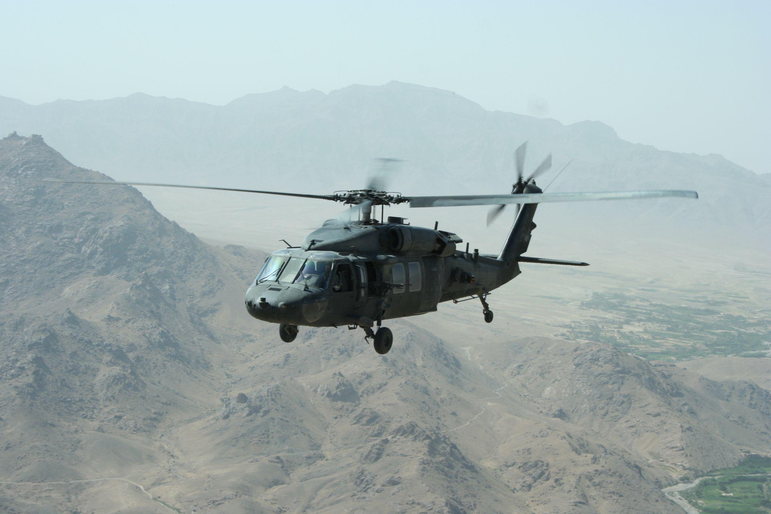 UH-60V Black Hawk completes first flight | DefenceTalk