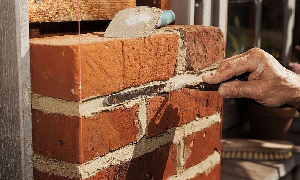 Comment monter un mur en brique     wwwtravauxbricolagefr