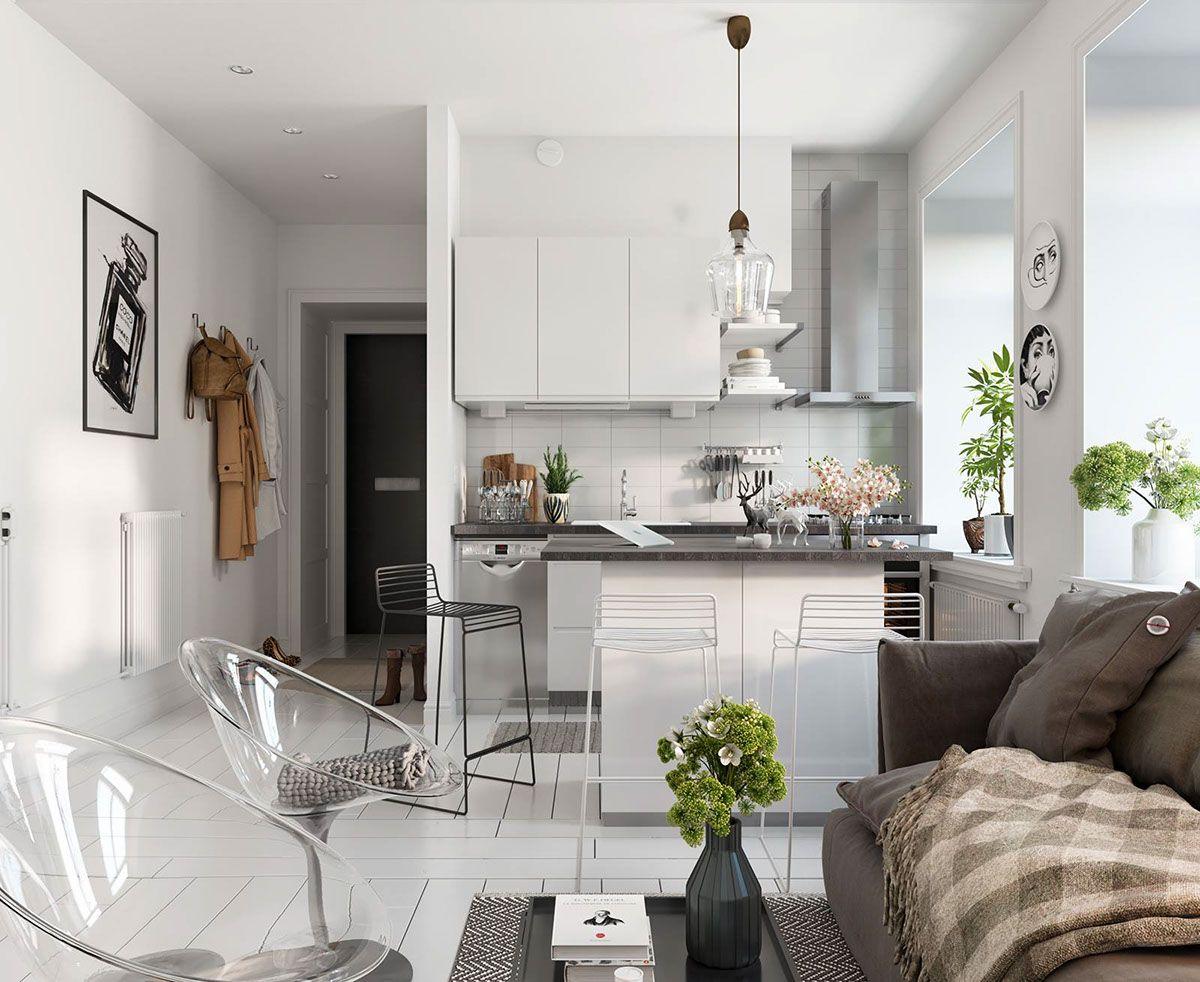 Decoist Architecture And Modern Design Apartment Interior Apartment Interior Design Scandinavian Interior Design