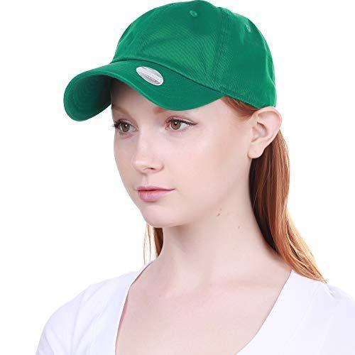 76321b08207  9.99 KBETHOS Dad Hat Adjustable Plain Cotton Cap Polo Style Low Profile Baseball  Caps Unstructured