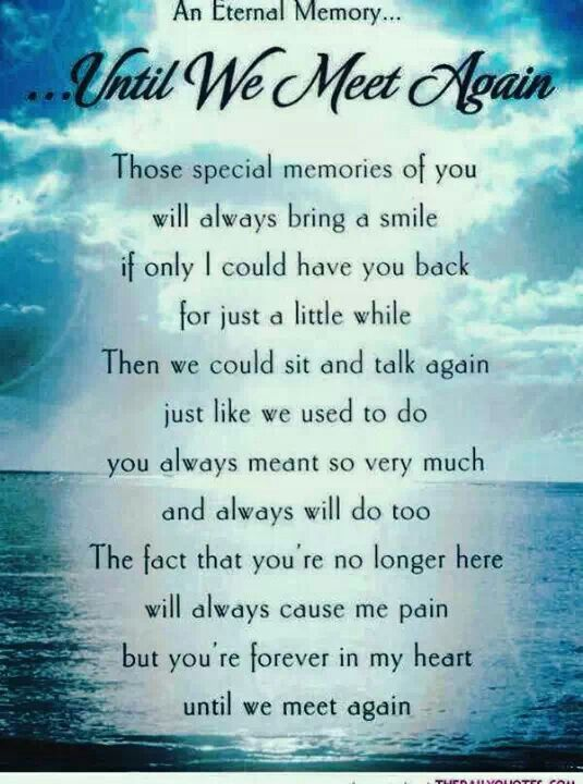 Rip Mom Quotes From Daughter: ♥April Ninth Two Thousand Thirteen♥