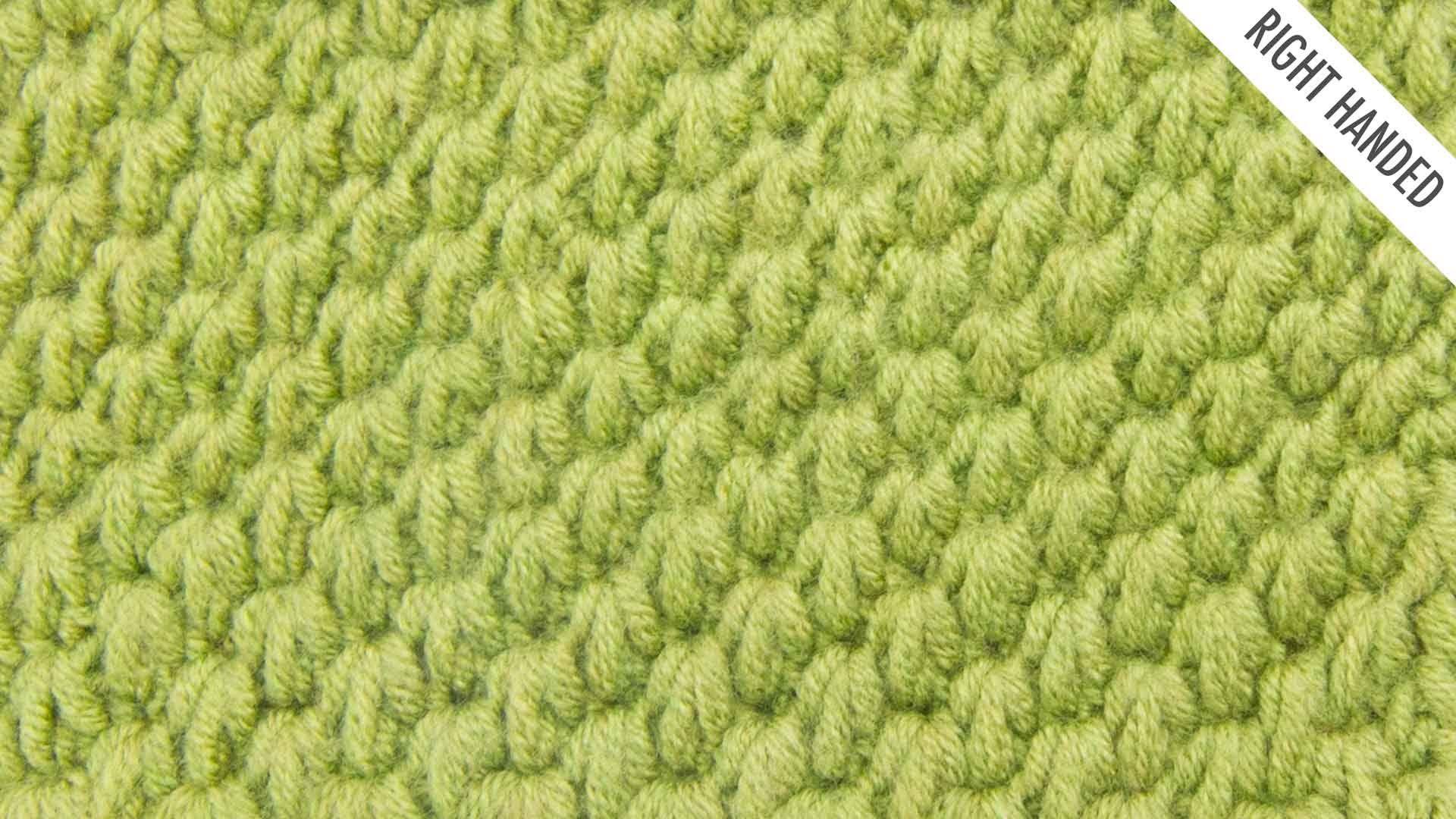 The tunisian ocean stitch tunisian crochet stitch 12 right the tunisian ocean stitch tunisian crochet stitch 12 right handed bankloansurffo Gallery
