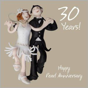 happy 30th wedding anniversary messages