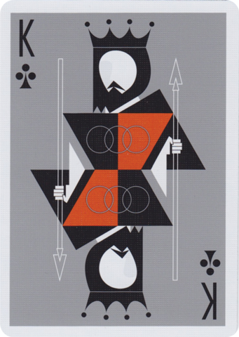 The Retro Deck Playing Cards Design Cool Playing Cards Card Illustration