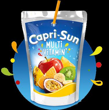 Capri Sun Multivitamin Boisson Jus De Fruit Capri