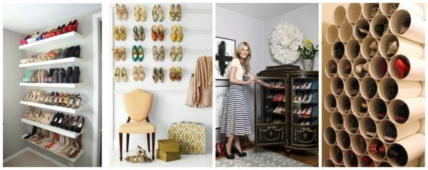 schuhregal selber bauen 30 pfiffige diy ideen f r sie regal. Black Bedroom Furniture Sets. Home Design Ideas