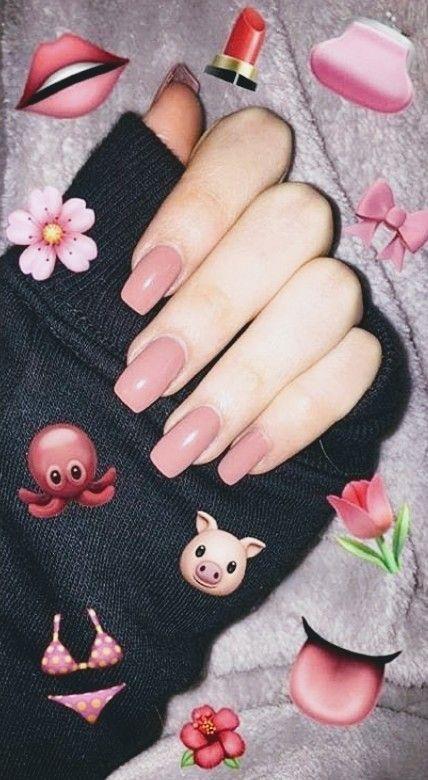Papeis De Parede Pretty Acrylic Nails Nails Pretty Nails
