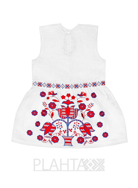 d9e76bc107f8b8 Дитяча сукня-вишиванка для дівчинки