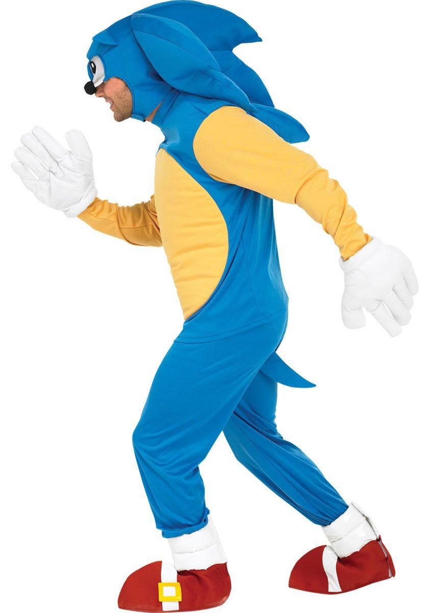 Adulte Homme ALIEN COSTUME bleu avec Robe /& Eva Masque Halloween Déguisements tenue