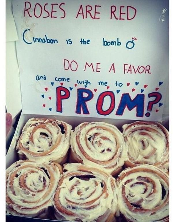 13 Of The Most Adorable And Creative Ways To Ask Your