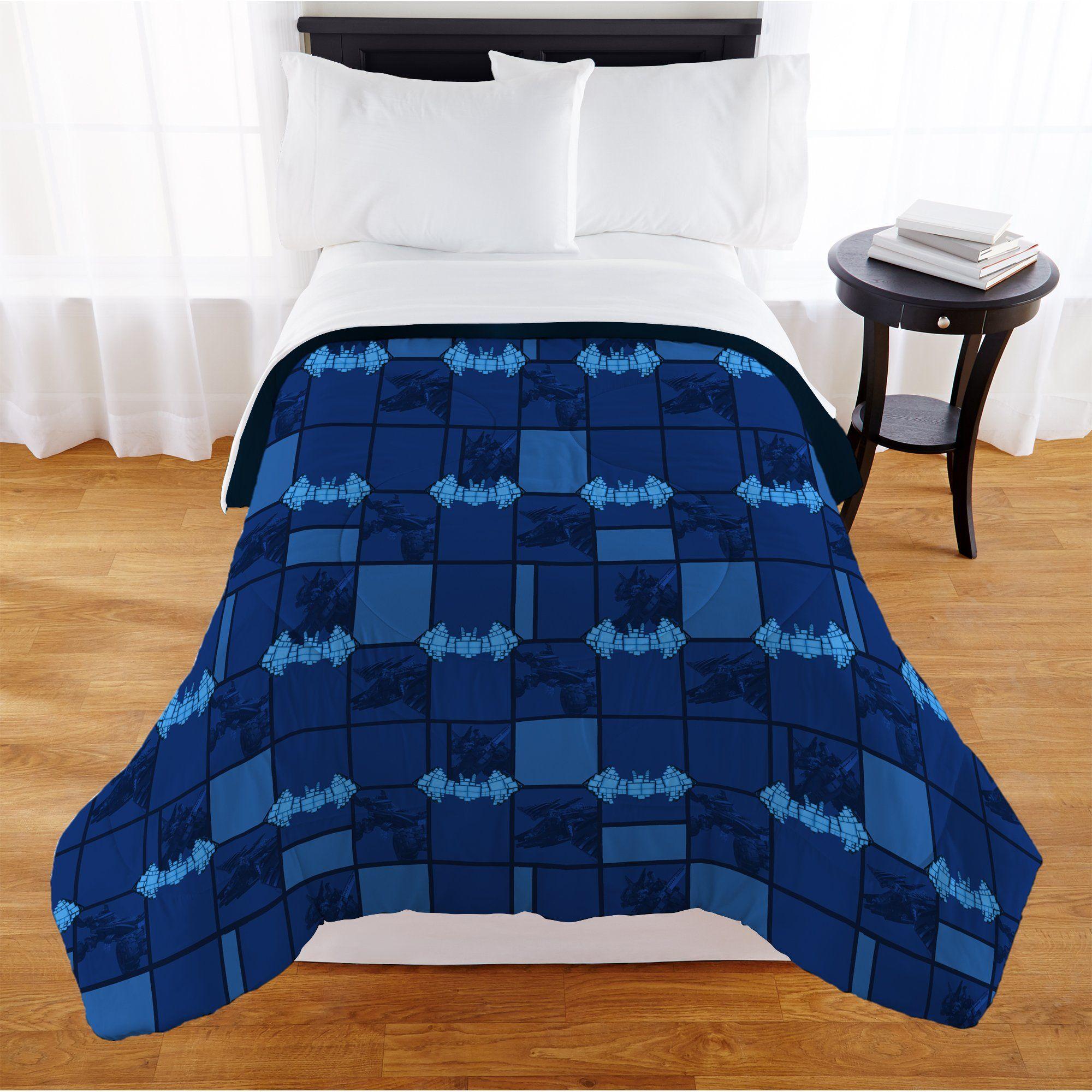 Lego Ml7668 Batman No Way Brozay Twin Full Comforter To View