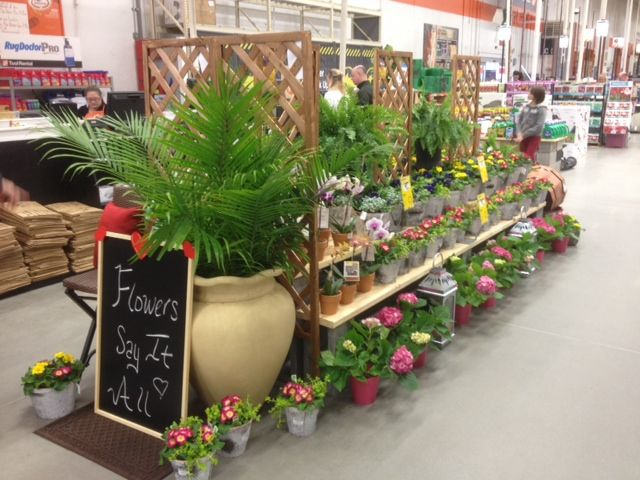 #valentinesday #teamrambo #TheHomeDepot Say it with ...