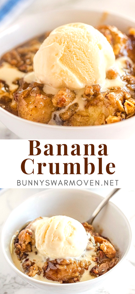 Banana Crumble