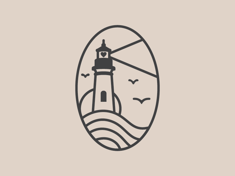 Lighthouse tattoo pinterest tattoo bodies and tatting for Minimalist tattoo artist austin