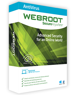 Webroot secureanywhere download with key