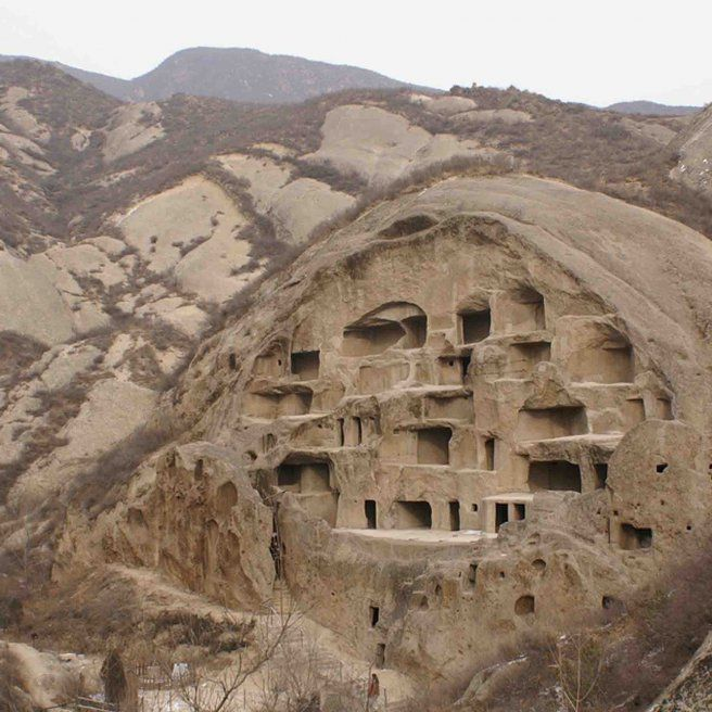 Best Historical Places To Live In The Us: Guyaju Caves : Best Of Ancient China--the Story Of Chinese