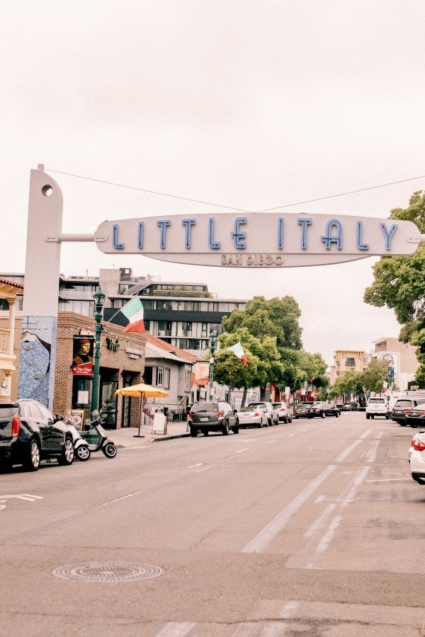 72 Hours in Downtown San Diego with Kids   Little Italy #simplywander #sandiego #california #littleitaly