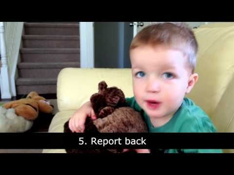 Hudson The Great!- Video of 3 Year Old Learning Self-Government | Teaching Self-Government