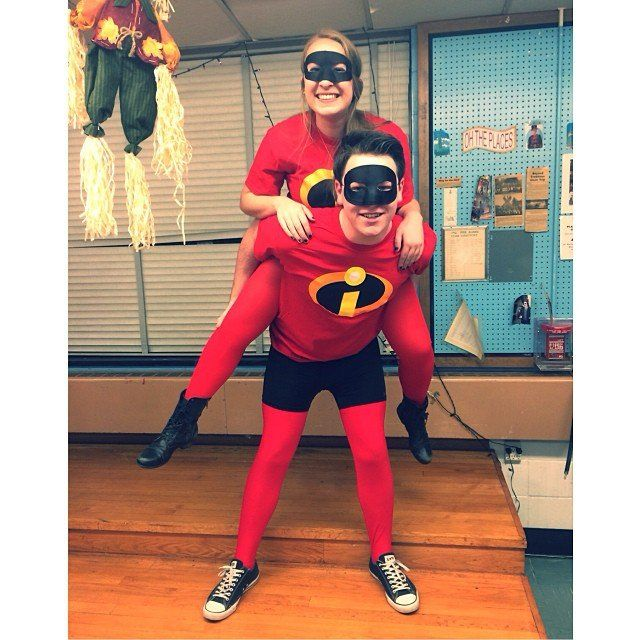 Donald and Daisy Costumes, Fun costumes and Halloween costumes - creative couple halloween costume ideas