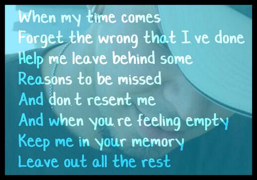 Nevertheless Lyrics