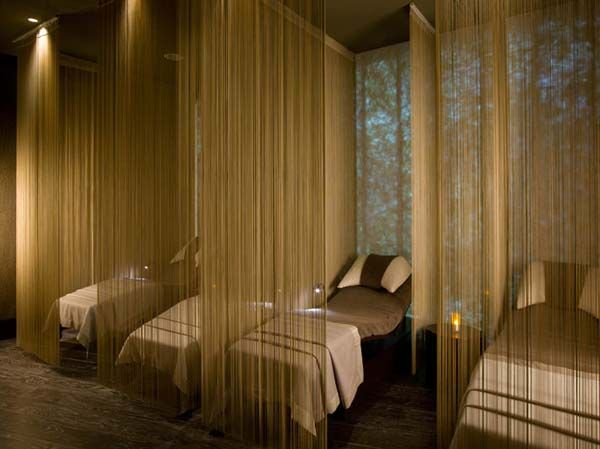 Spa Design Ideas taboo spa muskoka ontario interior design by cecconi simone Exquisite Spa Interiors From The Edition Hotel In Istanbul
