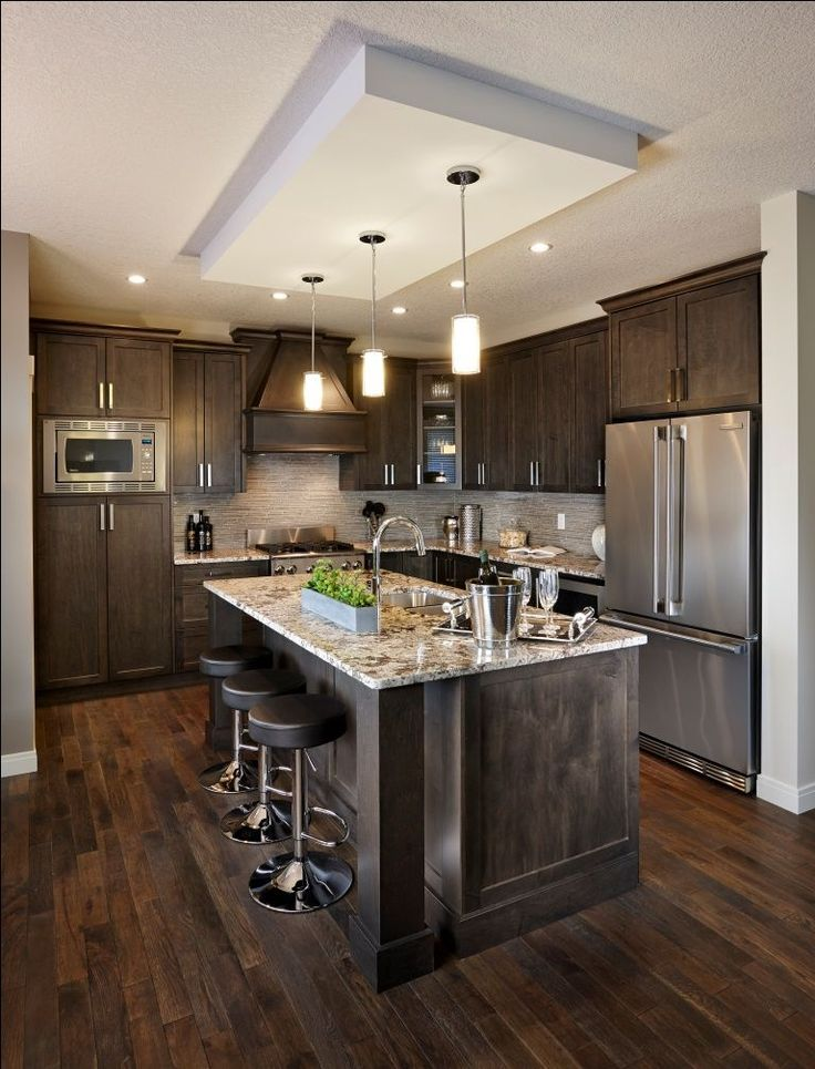 25+ Popular Kitchen Ceiling Ideas (Decorative Kitchen ...