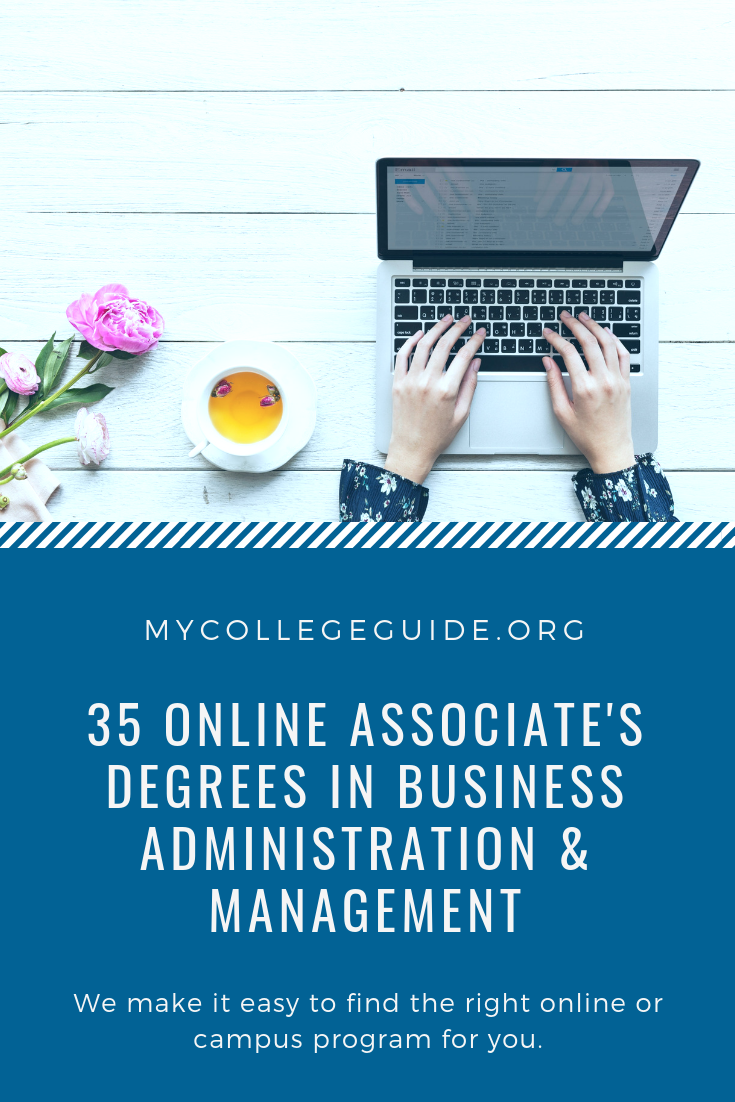 35 Online Associates Degrees in Business Administration
