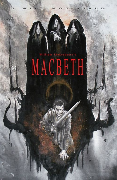 macbeth te realms of evil The noise of the stones reveal macbeths movement towards duncan and his evil intentions lady macbeth- act 2 scene 2 line 58 this blurs the realms of reality and.