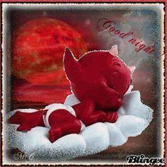 Gute Nacht liebe Freunde ...