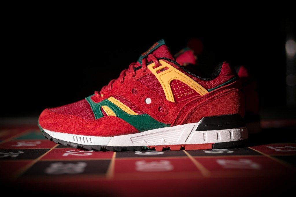 new product 5bfcb 14434 Packer by Just Blaze  Saucony Grid SD