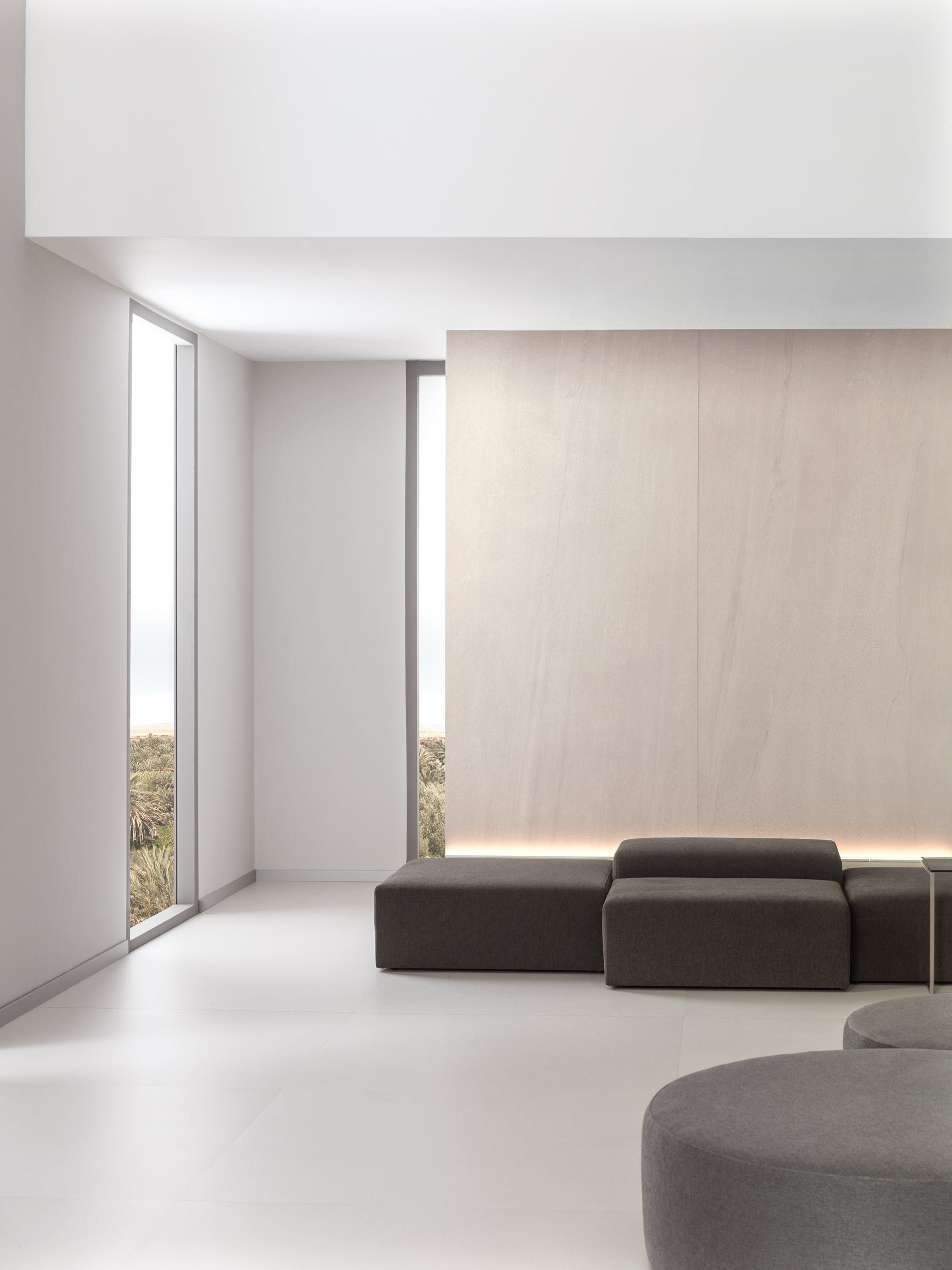 Interio Sofa Utopia Xlight Aged Clay By Urbatek Porcelanosa Grupo Archello Best