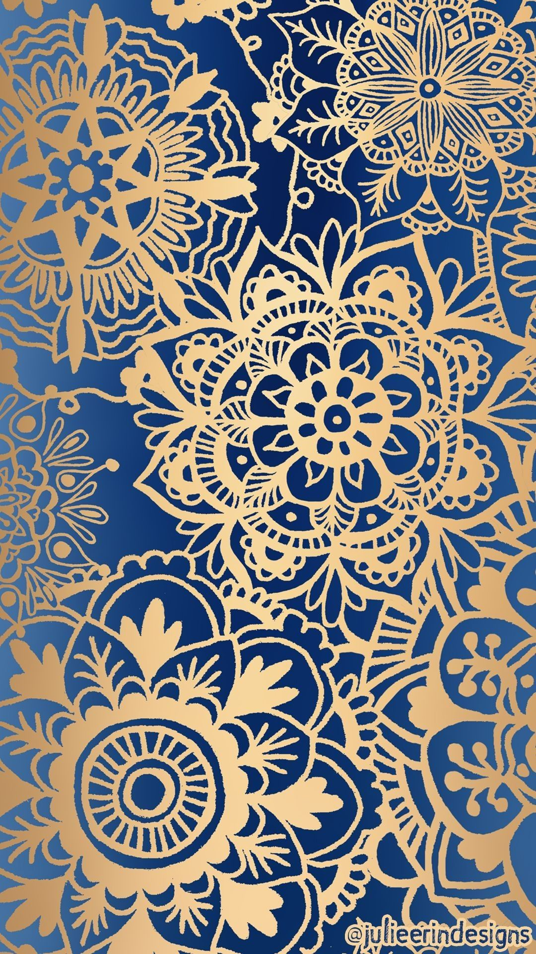 Turquoise And Gold Android Background Mandala Wallpaper Blue And Gold Wallpaper Art Wallpaper Iphone