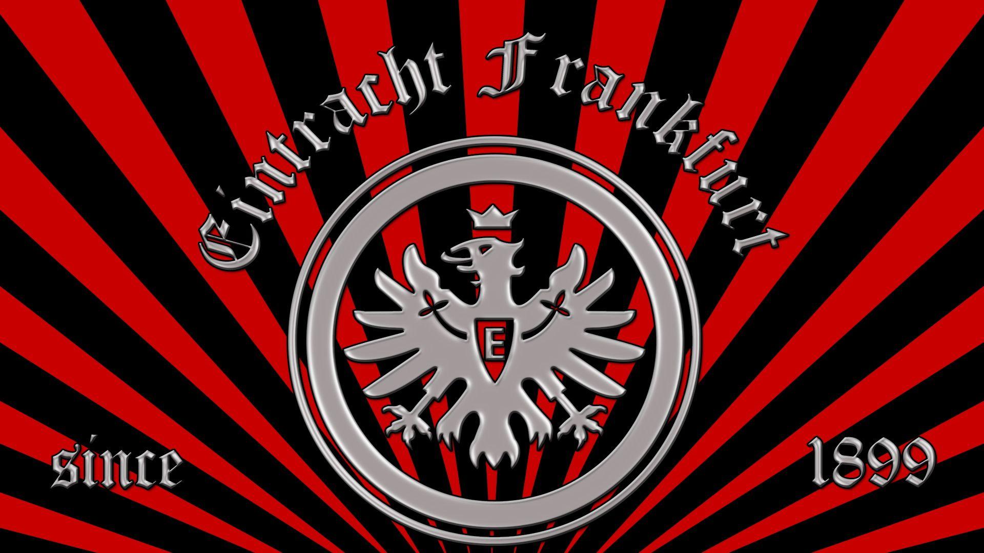 Eintracht F Since 1899 By Rsffm On Deviantart Frankfurt Wallpaper Deviantart