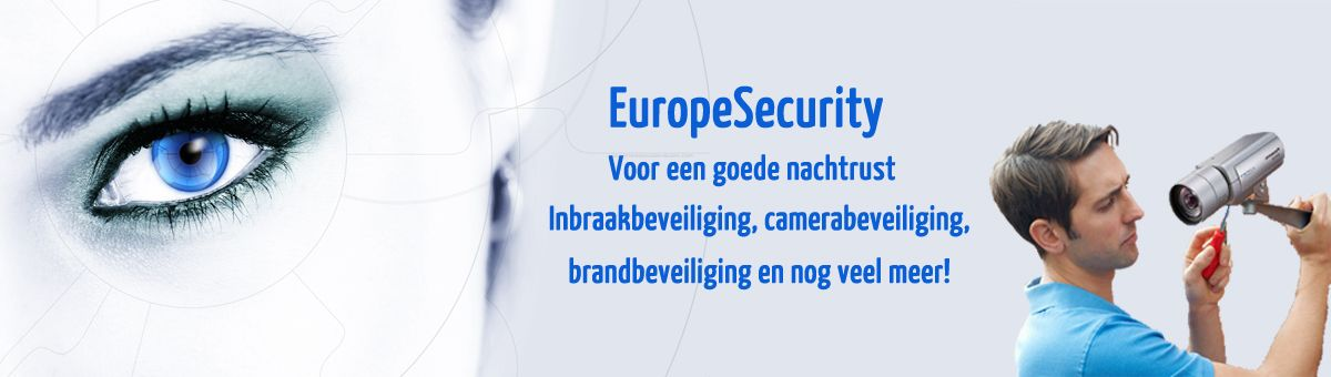 Home - EuropeSecurity InbraakBeveiliging en Camerabewaking