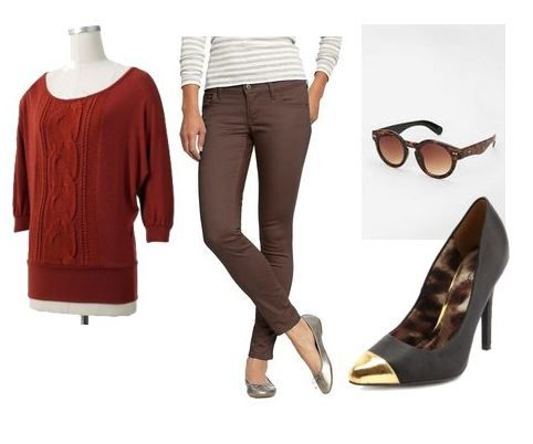 100 Inspirations | celebrity style for less : Olivia Palermo Look For Less < $100