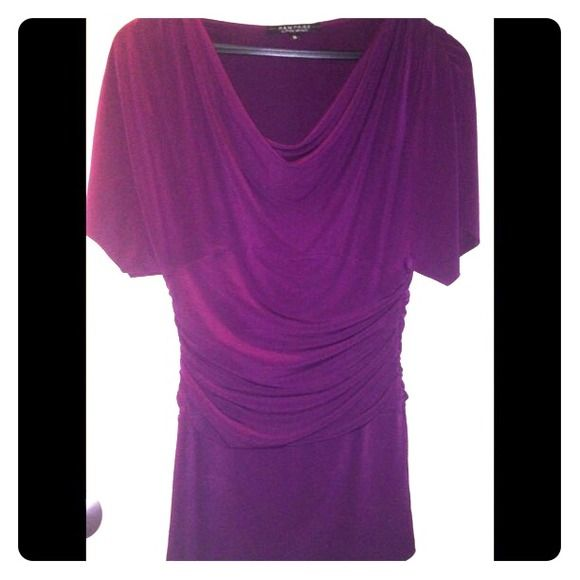 🆓🎁 Rampage Tunic - Size S (w/ $25+ purchase) Rampage tunic cowl-neck top in a size S.    Excellent/Mint condition! Rampage Tops Tunics