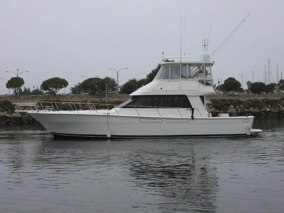 2005 54' Mediterranean Sportfisher for sale in San Diego