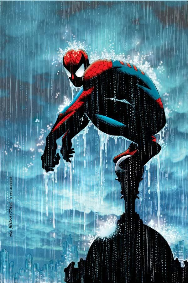 Probably one of my favorite Spider-Man pics