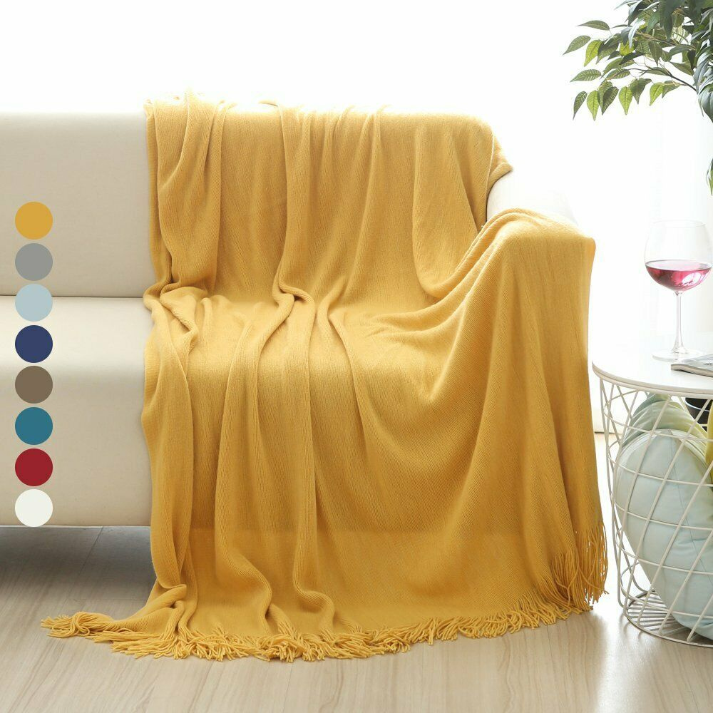 Prime Alpha Home Soft Throw Blanket Warm Cozy For Couch Sofa Bed Bralicious Painted Fabric Chair Ideas Braliciousco