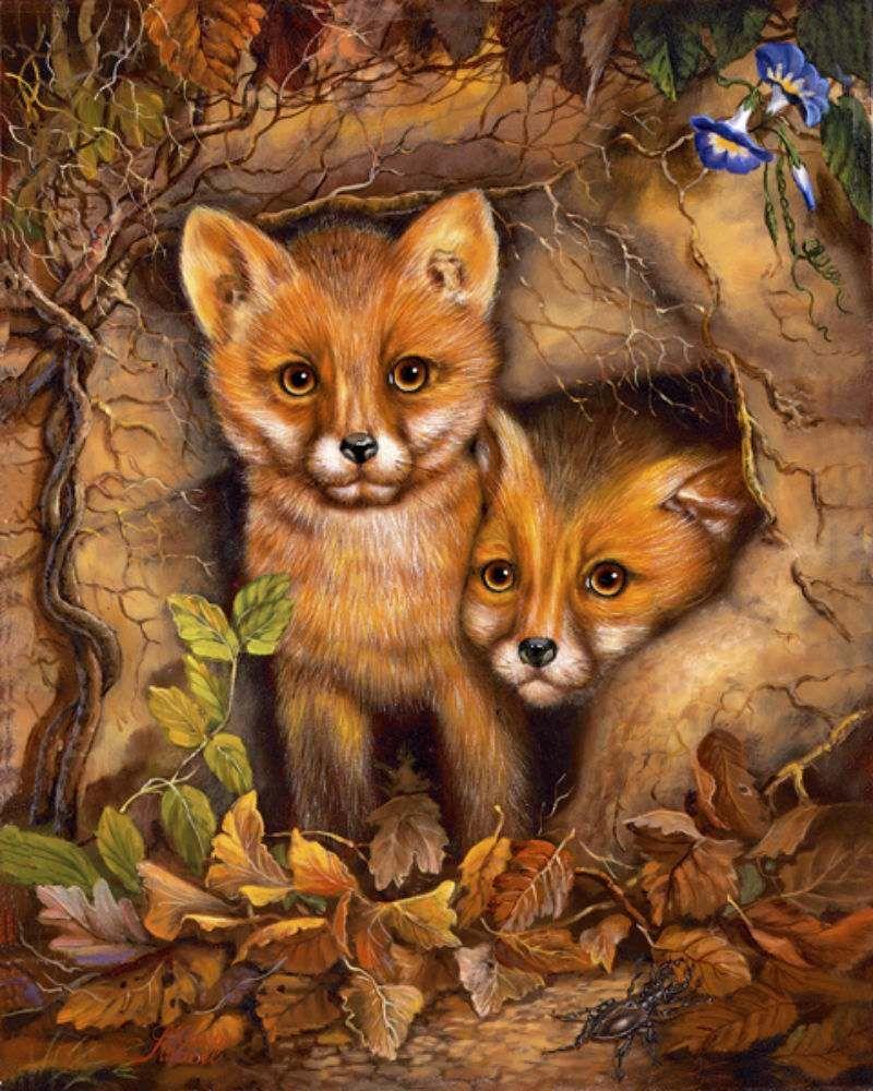 Картинки животных для декупажа для печати
