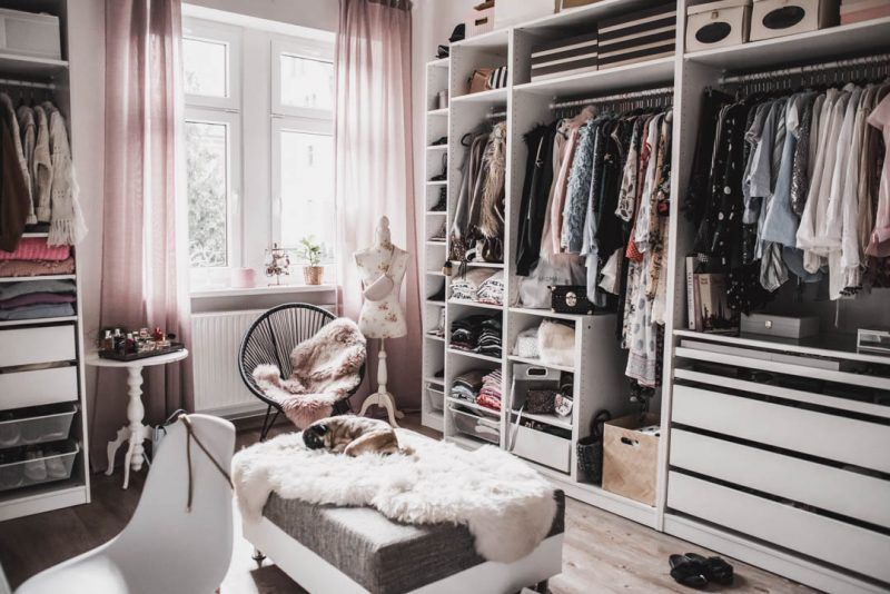 Einen Begehbaren Kleiderschrank Planen So Habe Ich Mein Ankleidezimmer Eingerichtet Ankleide Zimmer Begehbarer Kleiderschrank Planen Ankleide