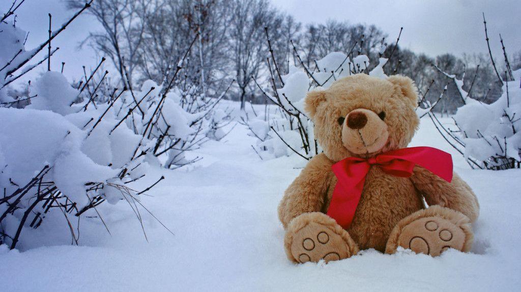 Download Blue Teddy Bear Wallpapers Gallery