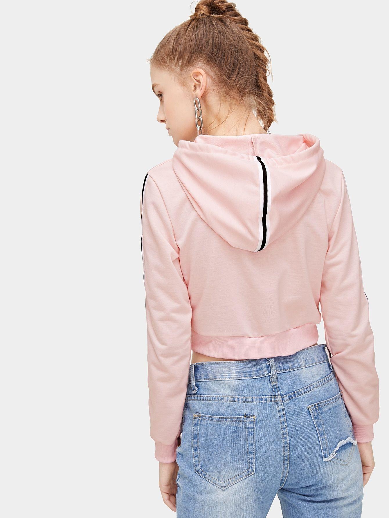 Camisa B/ásica con Pu/ño Fruncido de Cordones para Mujer Marca find
