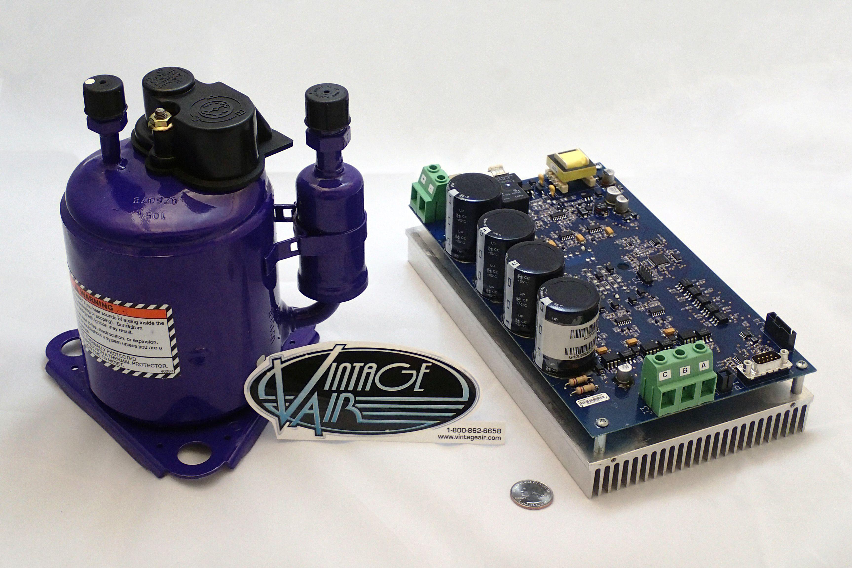 Inventors of Performance Air Conditioning www.vintageair