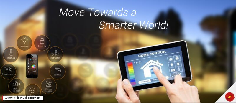 Move towards a Smarter World! Build Mobile Apps for Smart Homes ...