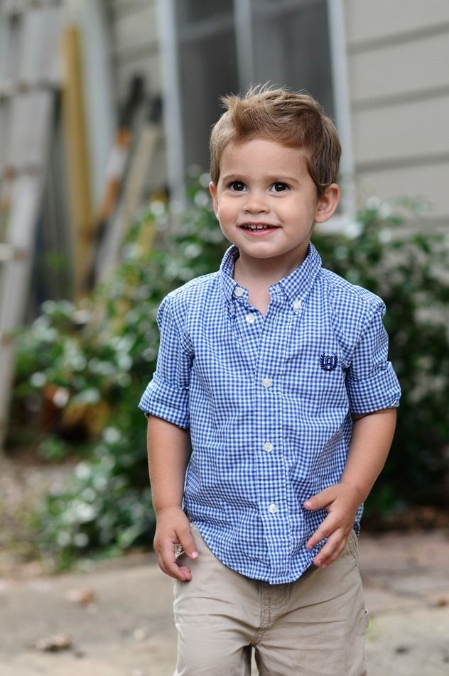 Boy Haircuts For Summer : Toddler boy haircut and summer style