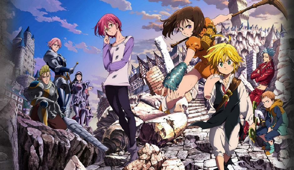 Seven Deadly Sins 2nd Season Image Features Better Look At
