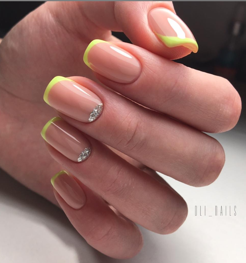 58 Chic Natural Gel Short Coffin Nails Color Ideas For Summer Nails Short Coffin Nails Designs Short Coffin Nails Short Acrylic Nails Designs