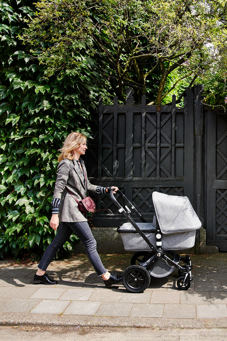 There's a reason Bugaboo is one of the top strollers!