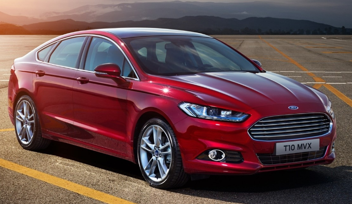 2020 Ford Mondeo Price Arabalar